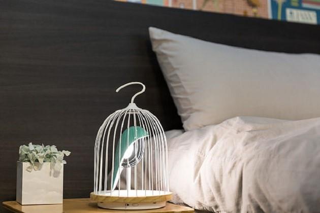 無線音響燈-青鳥 2